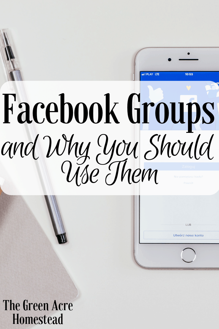 Facebook Groups and Why You Should Use Them (2)