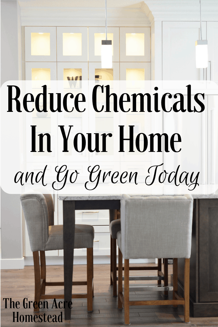 Reduce Chemicals In Your Home and Go Green Today (5)