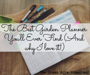 The Best Garden Planner You'll Ever Find (And why I love it!)