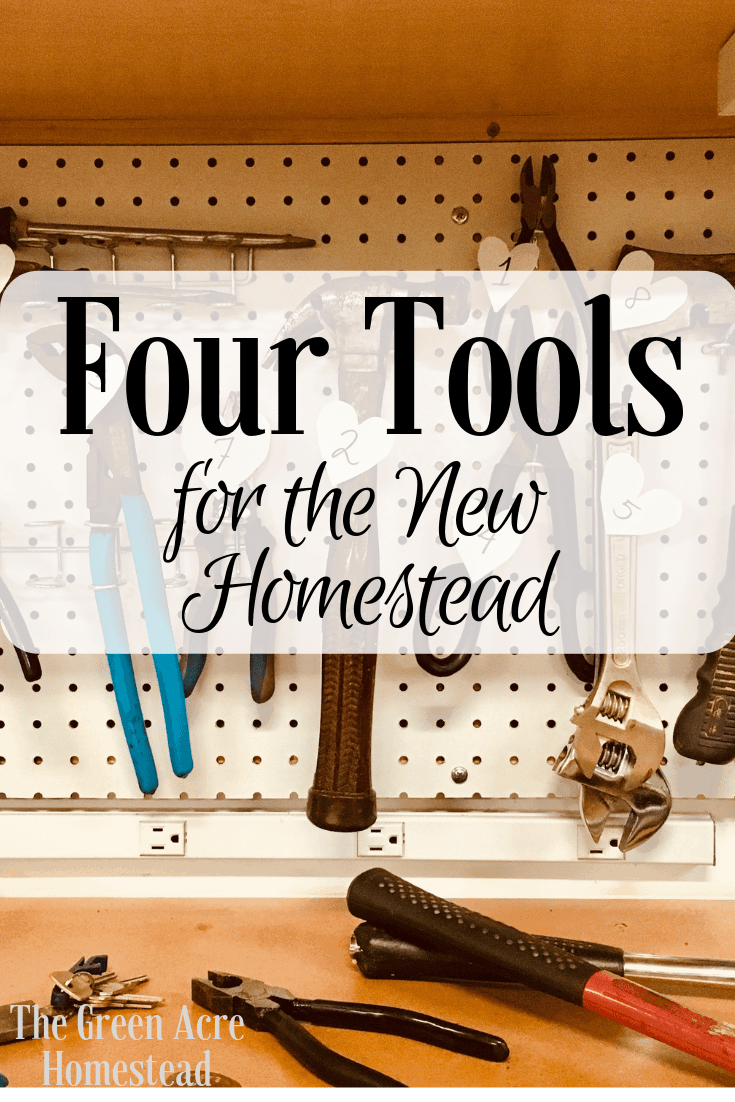 Four Tools for the New Homestead