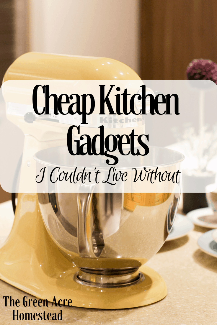 Cheap Kitchen Gadgets I Couldn't Live Without