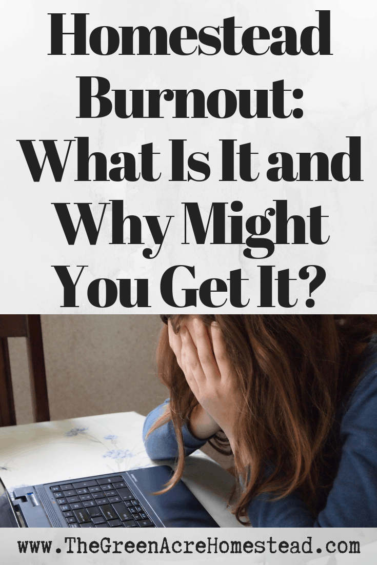 Homestead Burnout_ What Is It and Why Might You Get It_