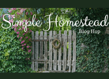 Simple homestead blog hop #261