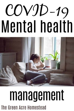 Mental Health Management During COVID-19